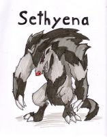 FAKEMON Sethyena by The-BenT-One