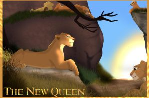 The New Queen by dyb