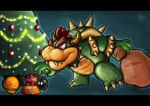 The Bowser Who Destroyed X-Mas by puggdogg