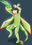 Flygon Suit TF by DSAPROX