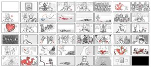 StoryBoard_Animatic by wonderful7life