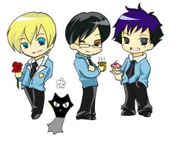 Ouran group by tachiik