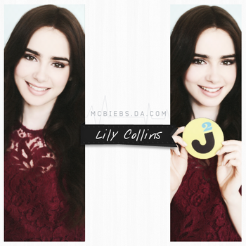Photopack/Lily C. by mcbiebs