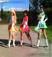 Sailor. Senshi by Vaishravana
