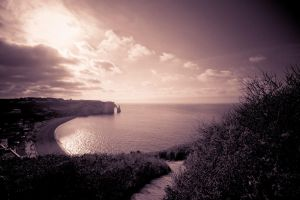 Etretat by roon1305