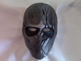 Army of Two custom Rios mask by dragostat2