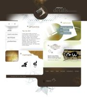 Minor Details Site by BobbyG12 by webgraphix