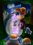 Rayman and Globox by 999agA