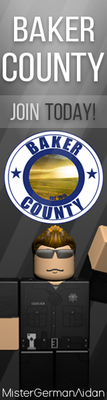 Bakers county Ad-Done by MisterGermanAidan