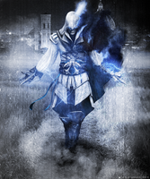 The Blue Assassin by TheRisingFX