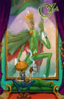 Land of Oz issue 2 by Dhutchison