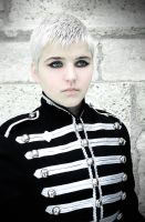 GERARD WAY - Cosplay - Black Parade II by Shinkan-Seto