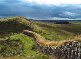 Hadrian's Wall by rachels89