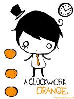 a clockwork orange. by mogupom