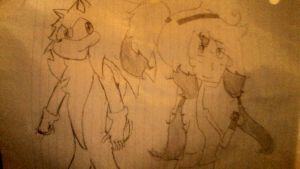 A Little Collabo Between Me and Heart~ :3 [Late?] by AoiHanasu2