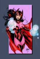 Scarlet Witch by statman71