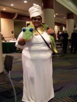 Megacon '10- Mama Odie by Fruits-Punch-Samurai
