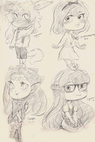 Chibi Giveaway Batch 1 by maybelletea