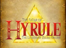 War of Hyrule Logo by TheRabidArtist