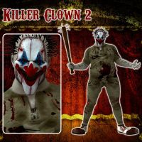 Killer Clown 2 by zememz