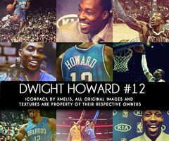 Dwight Howard 10 Icons by xMelis