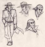 Charlie Sketches by ZiBaricon