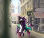 Downtown by duh-veed