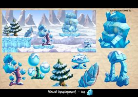 Ice Paradise by Javas