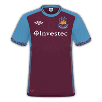 West Ham United Home by Damian-carp