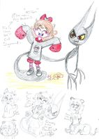 Annie dress up and other ideas by Kittychan2005