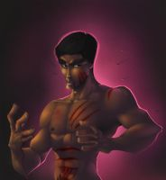 Bruce lee by ThePatoNegro