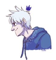 Mister Jack Frost by MeesterFinchy