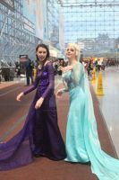 NYC COMIC CON 2014 3 by LadyoftheGeneral