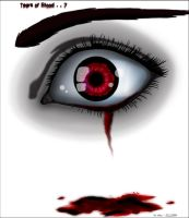 Tears of Blood...? by nAru--