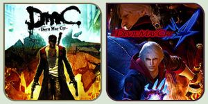 Devil May Cry YAIcon Pack by Alucryd