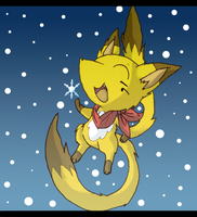 """""""Look, a snowflake."""" by The-Cactus-Runner"""