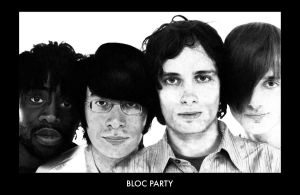 BLOC PARTY. by FeRnIx