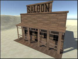 Saloon by williamdouglas94
