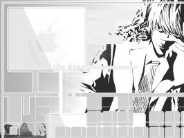 Death Note - The King by kuroineko