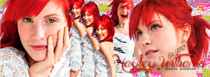 Hayley Williams by UM4P4ND1NH4