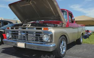 1965 Ford F-100 - Front Qtr by joerayphoto