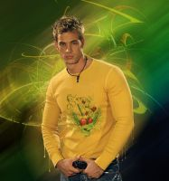 William Levy by FranletaDesing