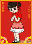 Chinese New Year 2010 by LynthaTye