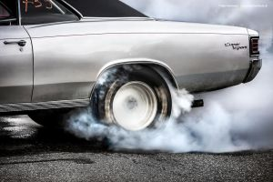 1967 Chevelle Burnout by AmericanMuscle