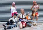 Final Fantasy XIII - Family. by rescend