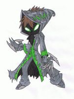 The Reaper by ToonHeart