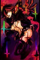 Kill la Kill -Rise of the Blackstar- by lightning-seal