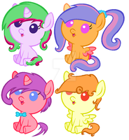 Breedable foals for Vulx13 :CLOSED: by Shimmering-Adopts