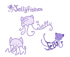 :Some watermarks for Jellyfiishes: by PrePAWSterous