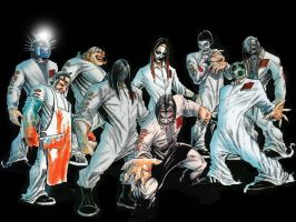 Slipknot II by XRayTheClown